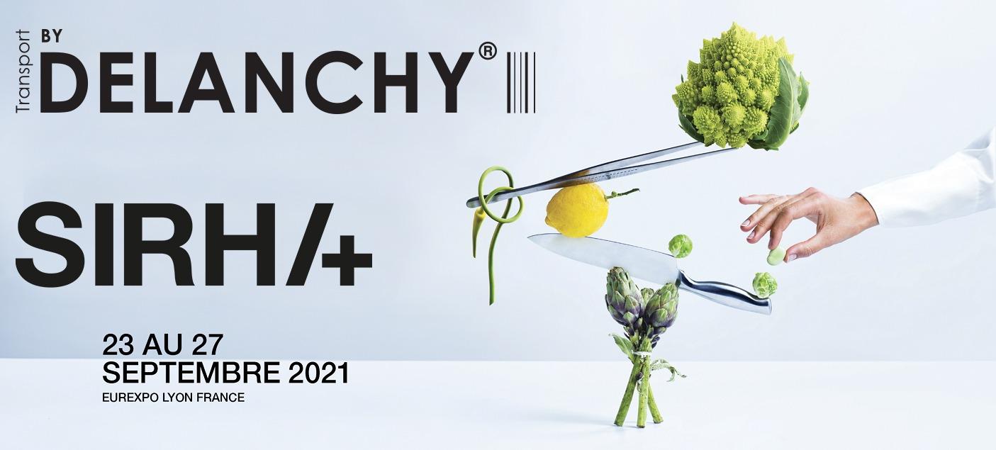 Il gruppo DELANCHY a SIRHA 2021
