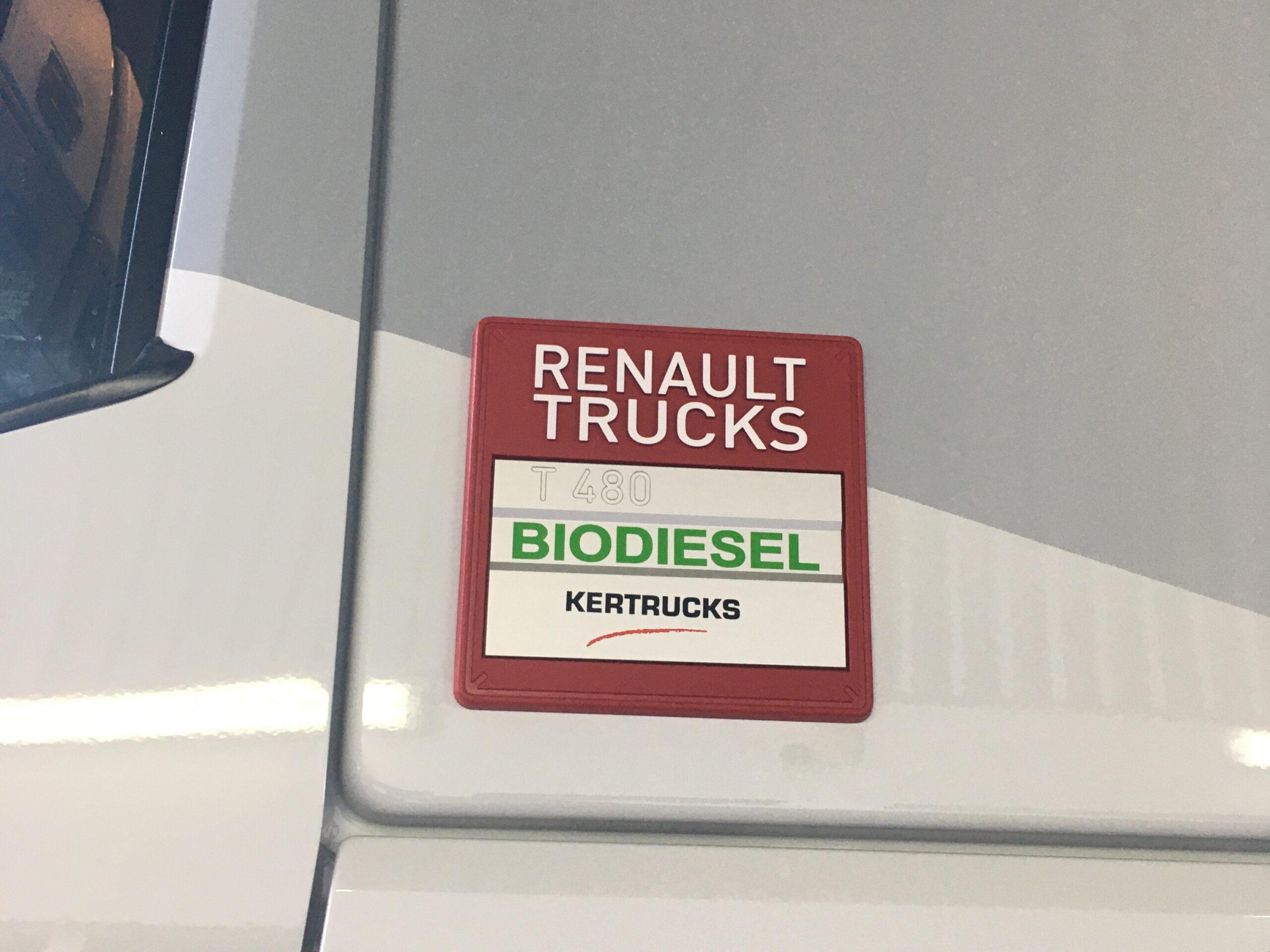 DELANCHY intègre le carburant B100 dans sa flotte de près de 1000 véhicules